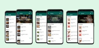 WhatsApp Collections feature