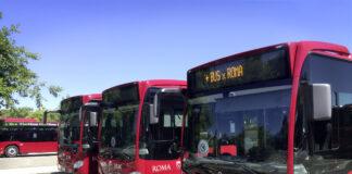 diesel-electric hybrid buses