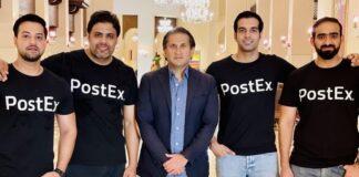 fintech startup PostEx